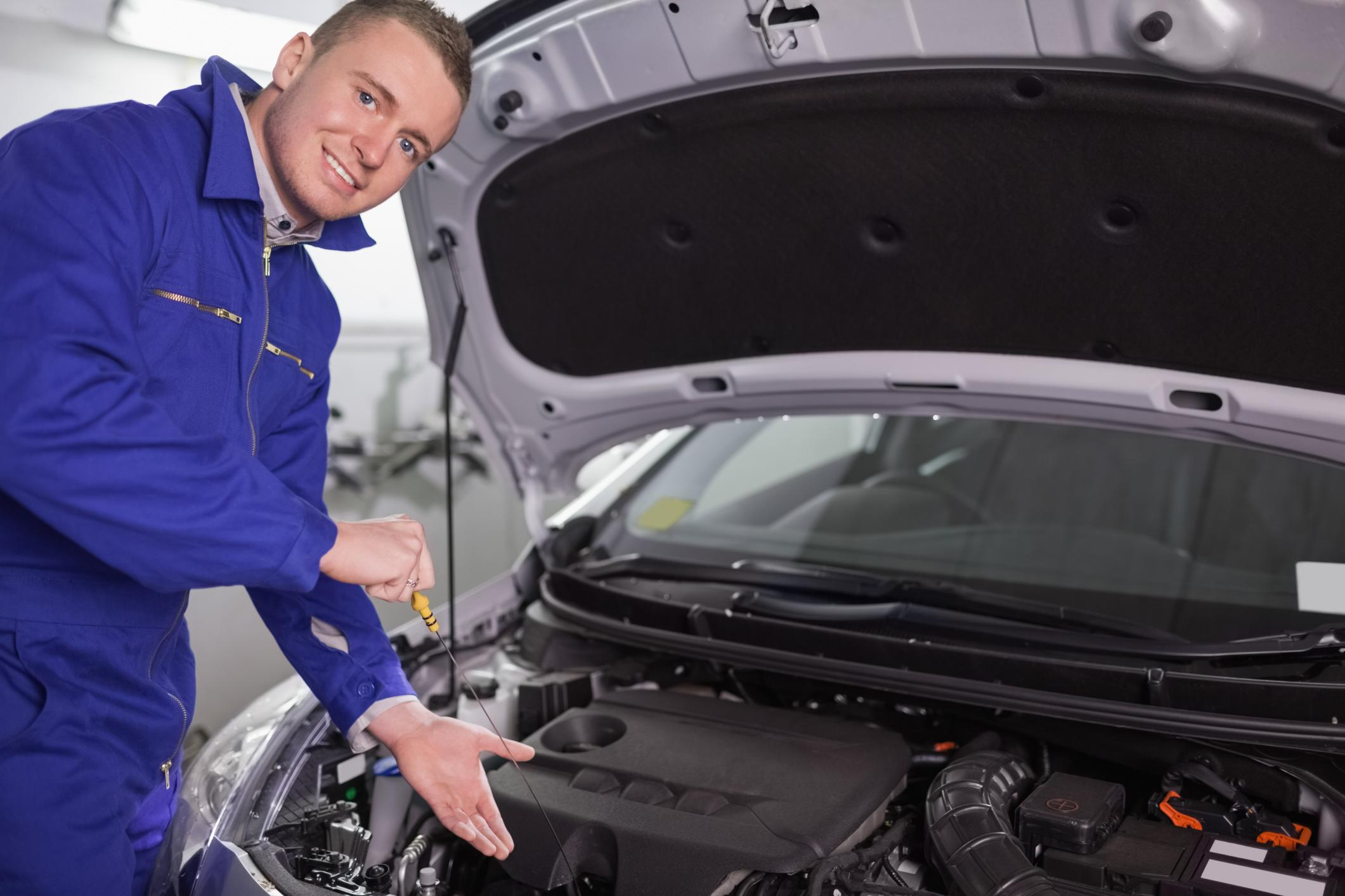 Regular Vehicle Maintenance Service Charlotte